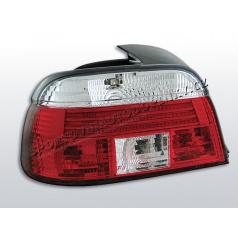BMW E39 95-00 zadné lampy kryštalické (LTBM06) - sedan