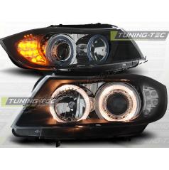 BMW E90, 91 05-08 Angel Eyes black LED indicator (LPBM90)