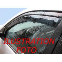 Chevrolet Orlando, 5 dveř., 2011-> - ofuky oken (deflektory, plexi), +zadní