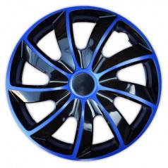 "Kryty kolies Quad Bicolor Blue 13-16"" (po 1 ks)"