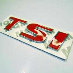 Znak TSI samolepiaci pre koncernové vozidlá VW, Škoda, Seat