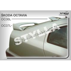 Škoda Octavia I Htb (96+) spoiler strešný (EÚ homologácia)