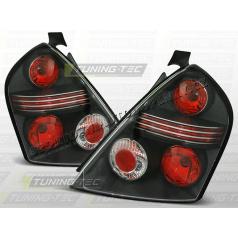 Fiat Stilo 2001-08 zadné lampy black (LTFI12)