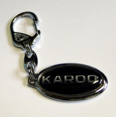 Kľúčenka Škoda Karoq