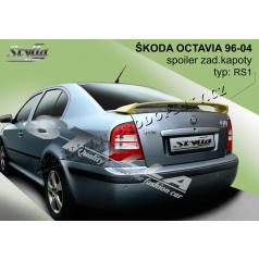 Škoda Octavia I htb 96-04 spoiler zadnej kapoty RS I