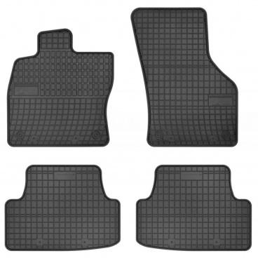Gumové koberce, SEAT LEON III, 2013+