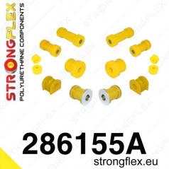 Nissan Primera StrongFlex Sport sestava silentbloků jen pro přední nápravu 11 ks