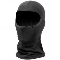 Kukla na tvár čierna