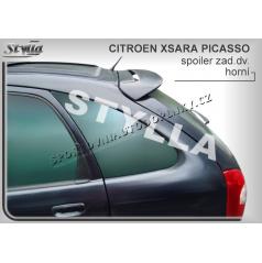 Citroen Xsara Picasso (98+) spoiler zadných dverí horný