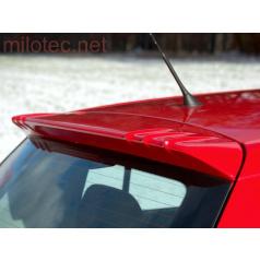 Strešný spoiler Škoda Fabia II Limousine