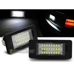 LED osvetlenie ŠPZ - BMW E90, F30, F32, E39, E60, F10, X3, X5, X6 (PRBM02)